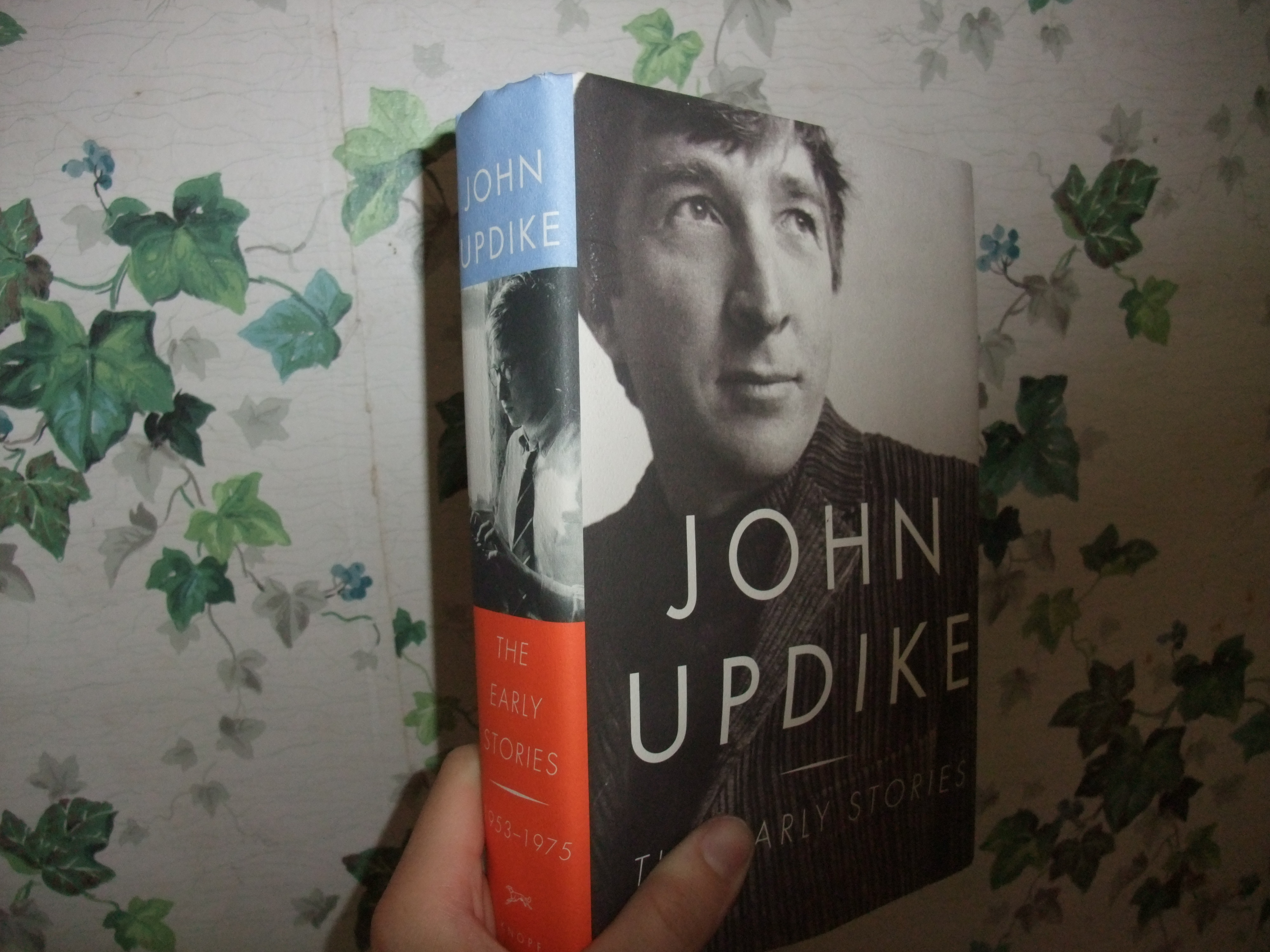 an introduction to the life of john hoyer updike John updike (1932-) links john hoyer updike homepage new york times on the web: john updike (58 and 27 minutes long), in which he deals with subjects ranging from writing, to literary criticism, to his home life john updike.