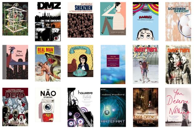 Bücher 2013 Quartal 1 Empfehlungen