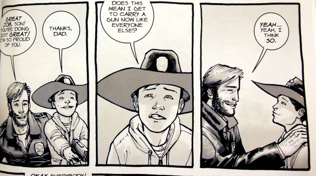 Walking Dead rechtskonservativ