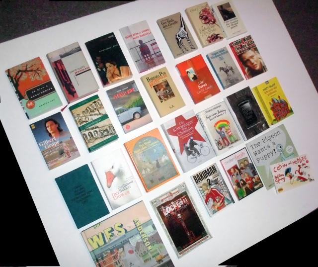 Bücher Freundeskreis 2013