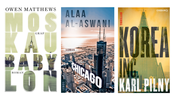 buchcover 2015 -  typography geography global novels