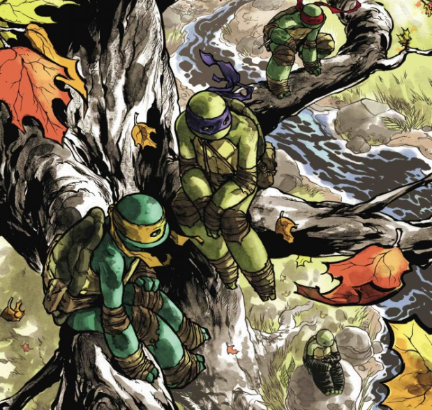 turtles issue 291