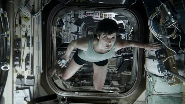 gravity (c) Warner Brothers Lifeline
