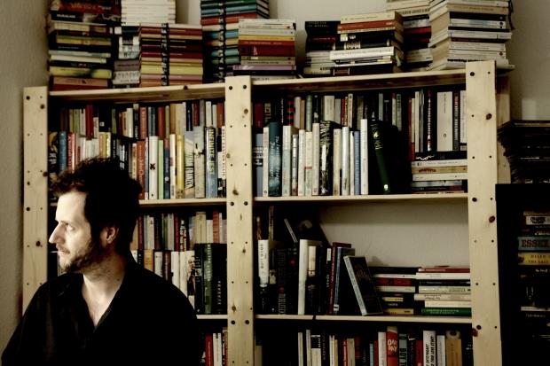 Stefan Mesch - Buchblogs, Literaturblogs, Foto von Achim Reibach