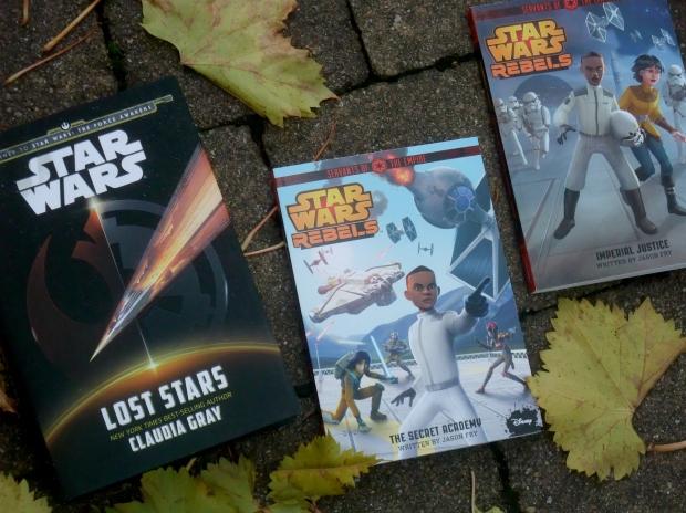 Star Wars extended Universe, Stefan Mesch