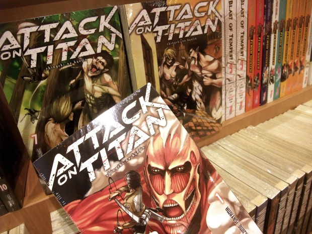 Attack on Titan DKultur Illustration 1