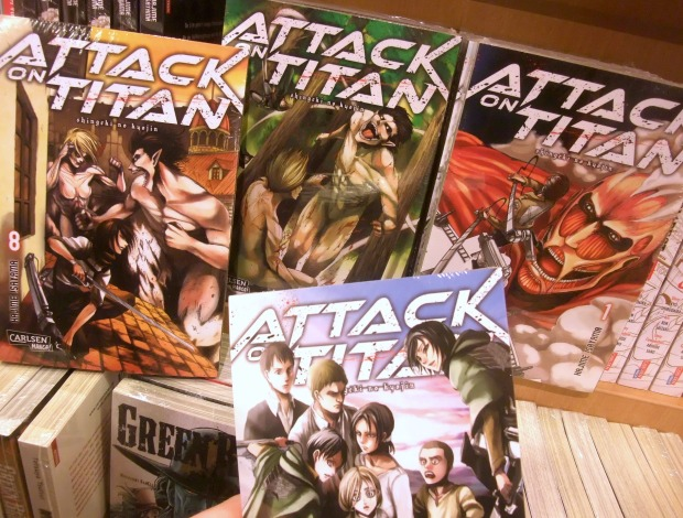 Attack on Titan DKultur Illustration 3