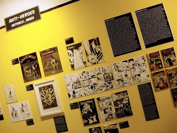 Schwules Museum Berlin, lgbt comics
