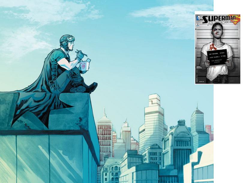 batman v superman, superman american alien