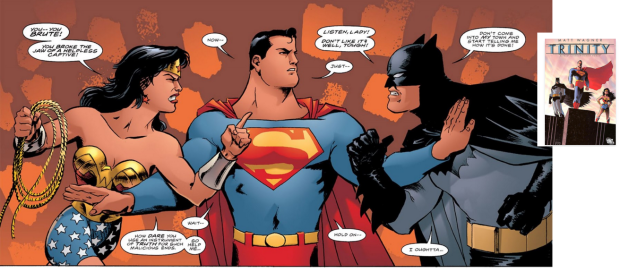 superman batman trinity