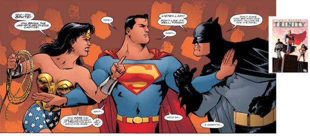 superman batman trinity