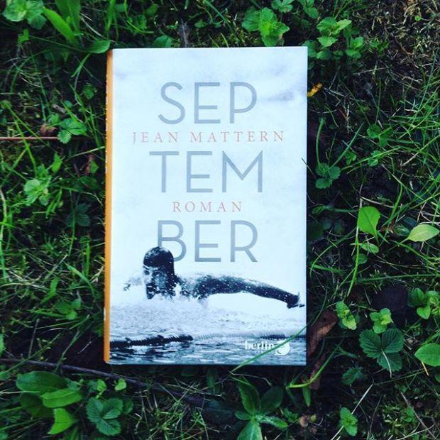 """""""September"""" von Jean Mattern, Deutsch im Berlin Verlag, 2016"""