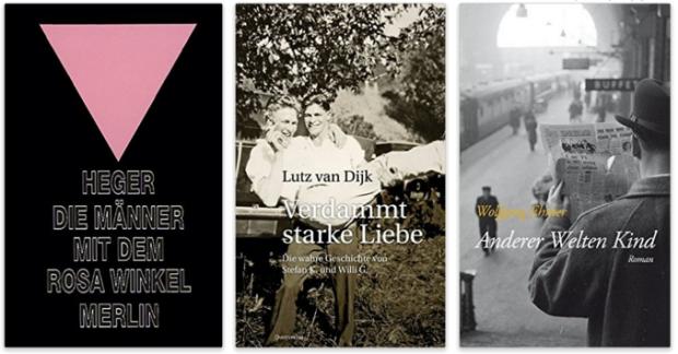 deutsche Geschichte der Homosexualität, Heinz Heger, Lutz van Dijk, Wolfgang Ehmer