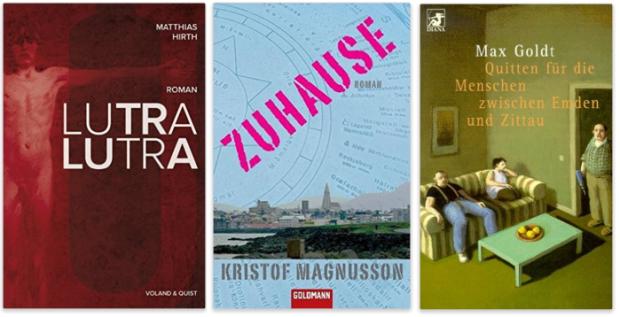 deutsche schwule literatur, Matthias Hirth, Kristof Magnusson, Max Goldt