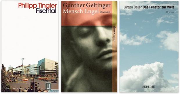 deutschsprachige schwule literatur, Philipp Tingler, Gunther Geltinger, Jürgen Bauer
