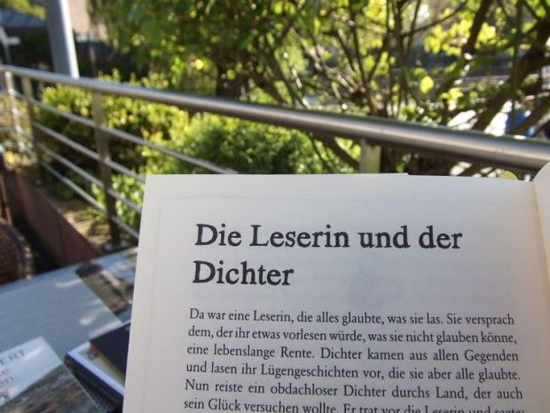 Sprachsalz Literatufestival Pforzheim Christoph Simon
