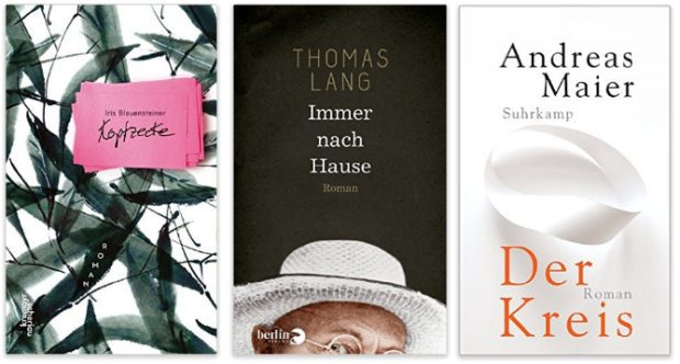 Iris Blauensteiner, Thomas Lang, Andreas Maier
