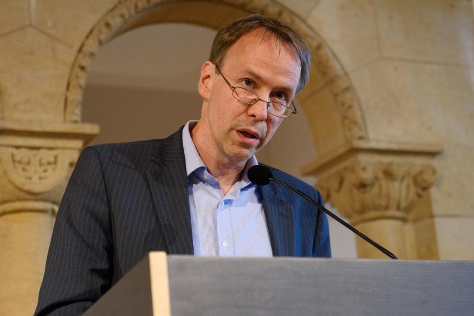 Joachim Helfer, Empfindlichkeiten-Festival, LCB, 15.07.2016, Berlin. Foto: Tobias Bohm