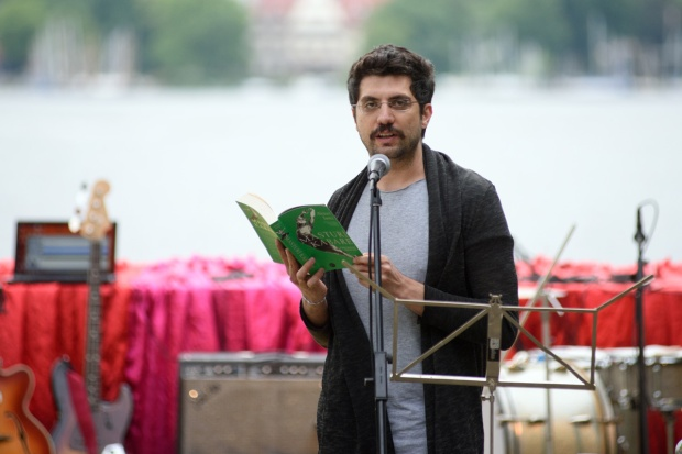 Empfindlichkeiten-Festival, 2. Festivaltag, 16.07.2016, Literarisches Colloquium Berlin
