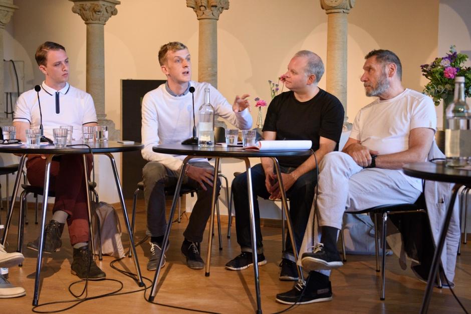 Empfindlichkeiten-Festival, LCB, 16.07.2016, Berlin