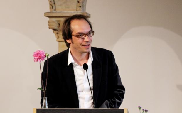 Thorsten Dönges, Literarisches Colloquium Berlin, Foto von Mandy Seidler