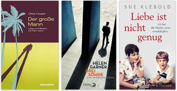 true crime 2016, Chloe Hooper, Helen Garner, Sue Klebold