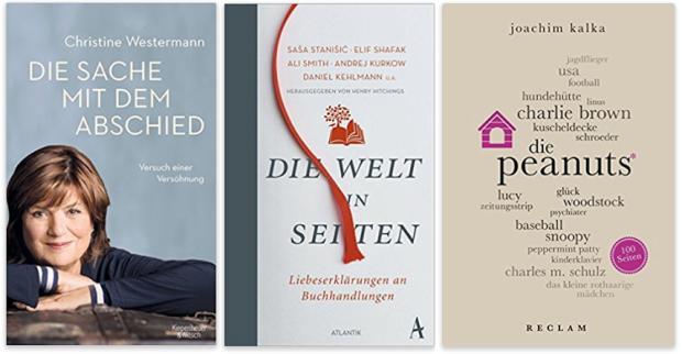 neue Sachbücher 2017 Christiane Westermann, Henry Hitchings, Joachim Kalka Peanuts