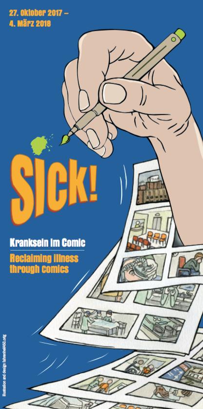 Graphic Novels Stefan Mesch