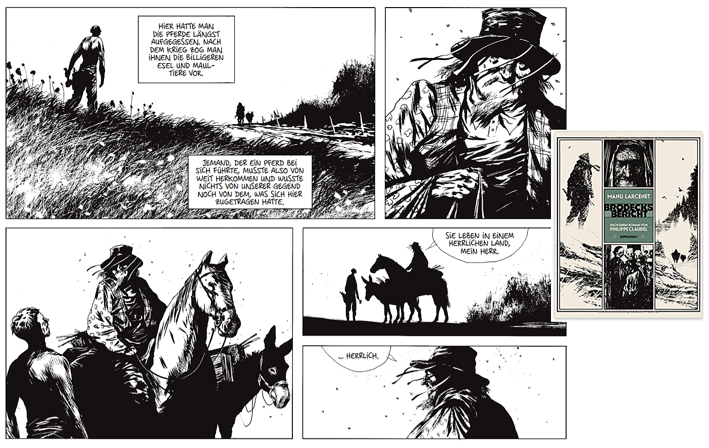 Graphic Novels | stefan mesch