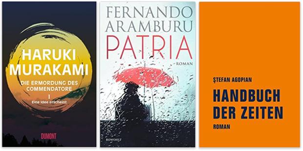 neue Bücher 2018 Haruki Murakami, Fernando Aramburu, Stefan Agopian.png