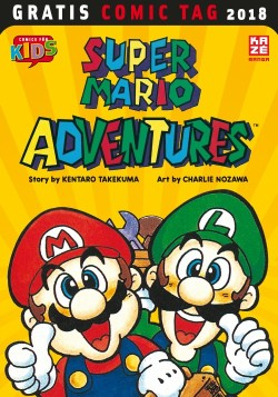 Kaze_SuperMario_COVER_UNVERBIND