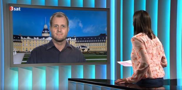 Kulturzeit 3sat Stefan Mesch