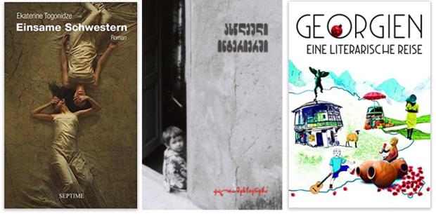 Georgien georgische literatur Einsame Schwestern, Taso Foundation, Georgien eine literarische Reise