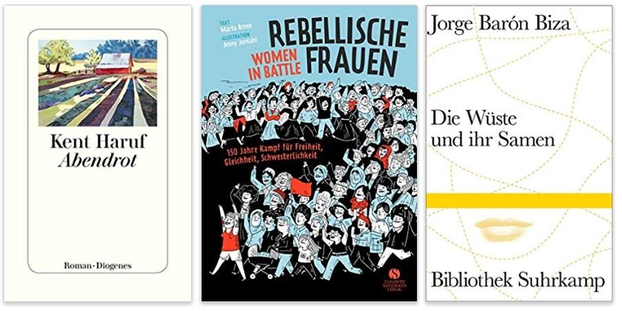 Angesagte Bücher 2019