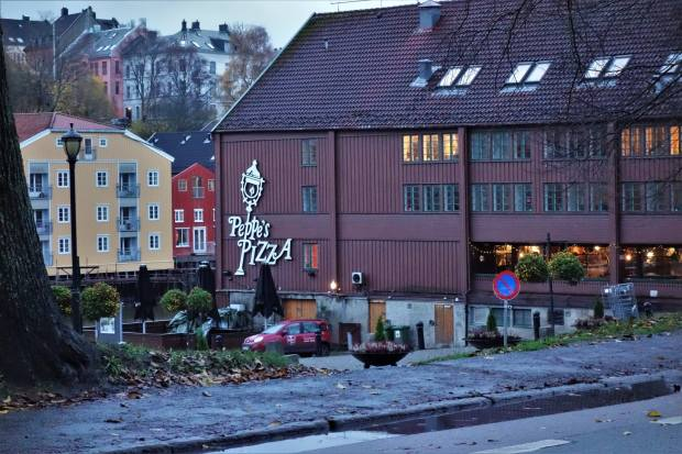 Pizza Steen Tegel : Norwegen2019 stefan mesch