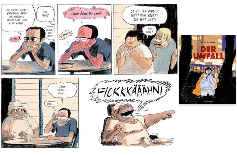 Fördert Porno-Comics