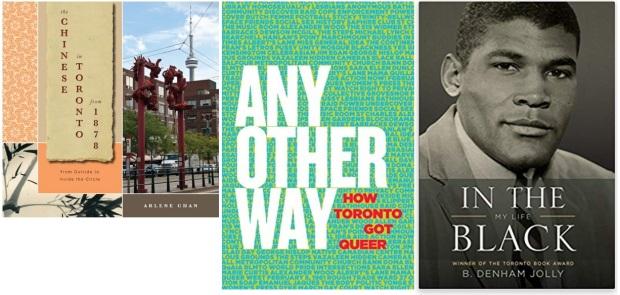 #canadaFBM2020 Buchmesse Ehrengast - beste Bücher kanadische Literatur CanLit - Arlene Chan, How Toronto got Queer, B. Denham Jolly