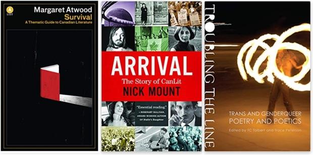 #canadaFBM2020 Buchmesse Ehrengast - beste Bücher kanadische Literatur CanLit - Atwood Survival, Nick Mount Arrival, TC Albert