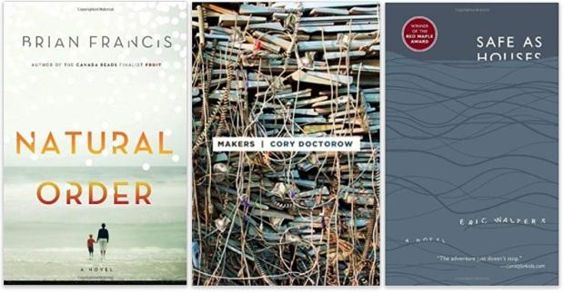 #canadaFBM2020 Buchmesse Ehrengast - beste Bücher kanadische Literatur CanLit - Brian Francis, Cory Doctorow, Eric Walters