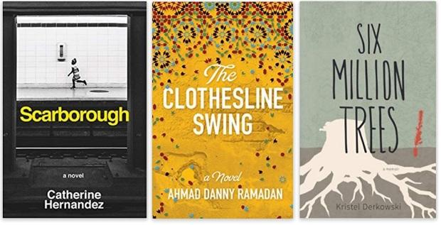 #canadaFBM2020 Buchmesse Ehrengast - beste Bücher kanadische Literatur CanLit - Catherine Hernandez, Ahmad Danny Ramadan, Kristel Derkowski