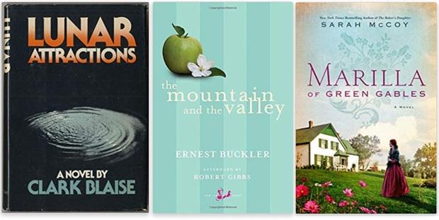 #canadaFBM2020 Buchmesse Ehrengast - beste Bücher kanadische Literatur CanLit - Clark Blaise, Ernest Buckler, Sarah McCoy