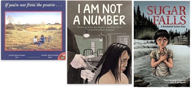 #canadaFBM2020 Buchmesse Ehrengast - beste Bücher kanadische Literatur CanLit - David Bouchard, Jenny Kay Dupuis, Kathy Kacer, David Alexander Robertson