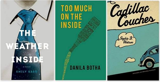 #canadaFBM2020 Buchmesse Ehrengast - beste Bücher kanadische Literatur CanLit - Emily Saso, Danila Botha, Sophe B. Watson
