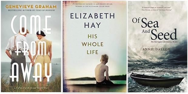 #canadaFBM2020 Buchmesse Ehrengast - beste Bücher kanadische Literatur CanLit - Genevieve Graham, Elizabeth Hay, Annie Daylon