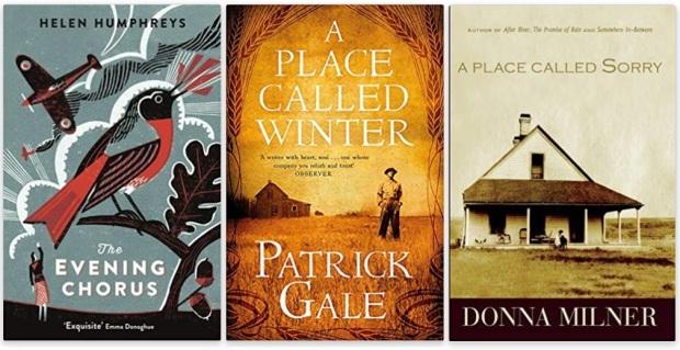 #canadaFBM2020 Buchmesse Ehrengast - beste Bücher kanadische Literatur CanLit - Helen Humphreys, Patrick Gale, Donna Milner