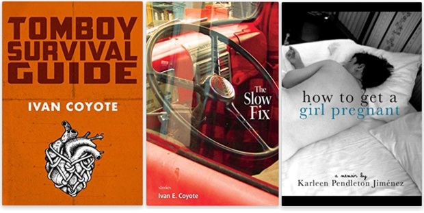 #canadaFBM2020 Buchmesse Ehrengast - beste Bücher kanadische Literatur CanLit - Ivan Coyote, Karleen Pendleton Jimenez