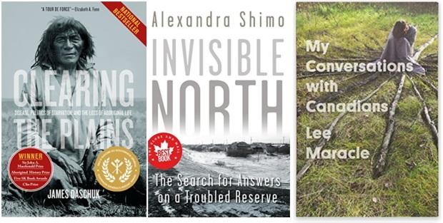 #canadaFBM2020 Buchmesse Ehrengast - beste Bücher kanadische Literatur CanLit - James Daschuk, Alexandra Shimo, Lee Maracle