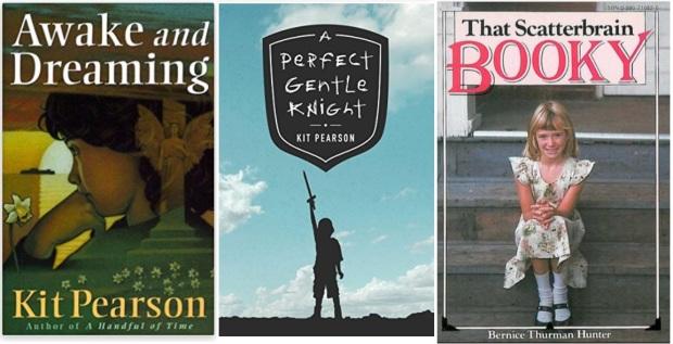 #canadaFBM2020 Buchmesse Ehrengast - beste Bücher kanadische Literatur CanLit - Kit Pearson, Bernice Thurman Hunter