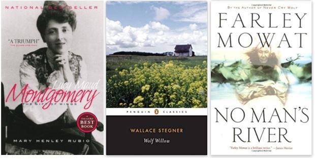 #canadaFBM2020 Buchmesse Ehrengast - beste Bücher kanadische Literatur CanLit - Mary Henley Rubio, Wallace Stegner, Farley Mowat