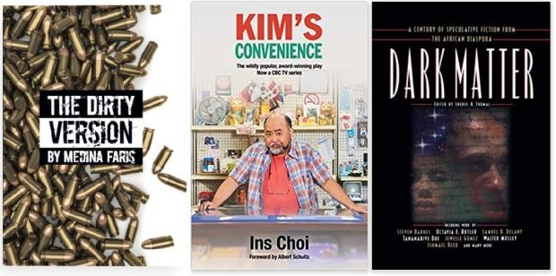#canadaFBM2020 Buchmesse Ehrengast - beste Bücher kanadische Literatur CanLit - Medina Faris, Ins Choi, Sheree Thomas